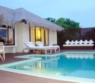 Super Deluxe Beach Villa with Pool